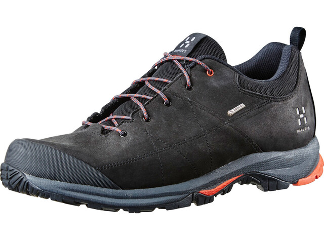 Haglöfs Mistral GT Shoes Men True Black/Dynamite